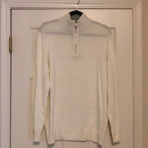 Old navy beige sweater large
